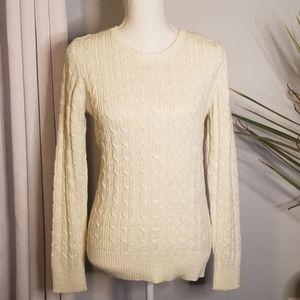 St. John's Bay Cotton Sweater